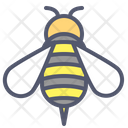 Bee Honey Bee Honey Icon