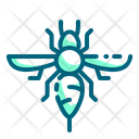 Bee Hornet Bug Icon
