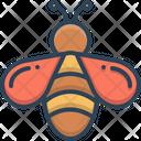 Bee Honey Fly Icon