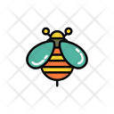 Bee Insect Icon