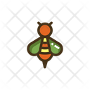 Bee Apiary Apiculture Icon
