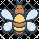Bee Honeybee Honey Icon
