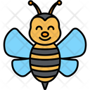 Bee Honey Nature Icon