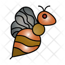 Bee Rainforest Animal Icon