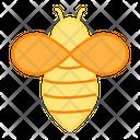 Bumblebee Bee Swarm Icon