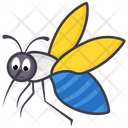 Bee Drone Icon
