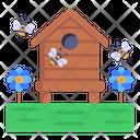 Bee House Icon