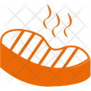 Beef Meat Food Icon
