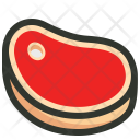 Beef Flesh Meat Icon