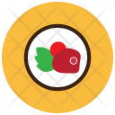 Beef Dinner Food Icon