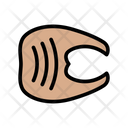 Beef Steak Meat Icon