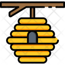 Beehive Hive Honey Icon