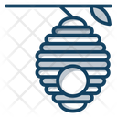 Beehive Bee Honey Bee Nest Icon
