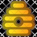 Bee Beehive Honey Icon