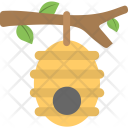 Beehive Bee House Icon