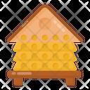 Hive Beehive Bee House Icon