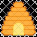 Honeycomb Beehive Hive Icon