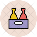 Beer Box Drink Icon