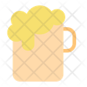 Beer Beer Glass Jar Icon