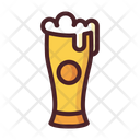 Beer Beer Glass Fashionable Glass Icon