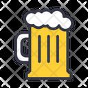 Beer Alcohol Beer Mug Icon
