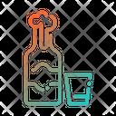 Beer Drink Beer Bottle Icon