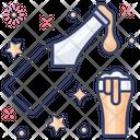 Beer Vodka Wine Icon