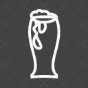 Beer Jar Mug Icon