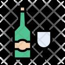 Beverage Wine Alcohol Icon