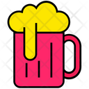 Summer Beer Beverage Icon