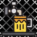 Beer Restaurant Kitchen Icon