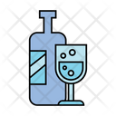 Beer Bottle Drink Icon