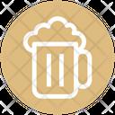 Beer Alcohol Jug Icon