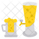 Beer Beer Glass Alcohol Icon