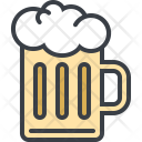 Beer Food Cheer Icon