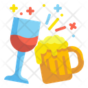 Beer Drinking Beverage Icon