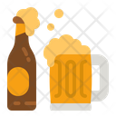Beer Alcohol Bar Icon