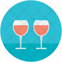 Beer Dinner Date Icon