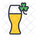 Beer And Clover Icon