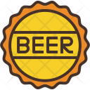 Beer Badge Icon