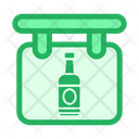 Board Beer Bottle Icon
