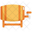 Barrel Beer Alcohol Icon