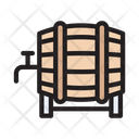 Drum Tap Beer Icon