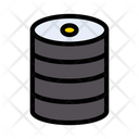 Drum Container Beer Icon