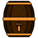 Beer Barrel Beer Beer Keg Icon