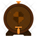 Beer Barrel Beer Keg Beverage Icon