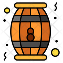 Beer Barrel Barrel Beer Icon