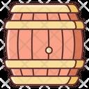 Beer Barrel Icon