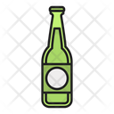 Beer Bottle Alcohol Icon