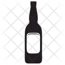 Beer Label Bottle Icon